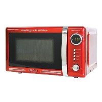 【並行輸入】Nostalgia Electrics RMO770RED Retro Series Countertop Microwave Oven 電子レンジ