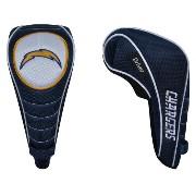 McArthur Sports NFL Chargers Driver Headcovers