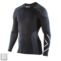 2XU Elite Golf L/S Compression Tops (#MA1964a)【ゴルフ 特価セール】