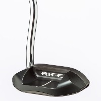 RIFE Vault Series Prodigy Z Black/Black Finish Putters【ゴルフ ゴルフクラブ>パター】