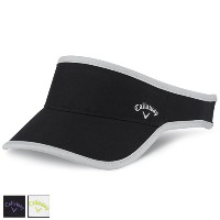 Callaway Ladies Petite Adjustable Visors【ゴルフ レディース>サンバイザー】