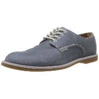 [クラークス] Clarks Farli Walk 20358627 Denim Blue Leather(Denim Blue Leather/8)