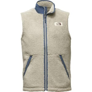 (取寄)ノースフェイス メンズ Campshire フリース ベスト The North Face Men's Campshire Fleece Vest Granite Bluff Tan