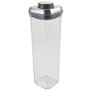 OXO SteeL POP Container - Small Square (2.1 Qt) by OXO
