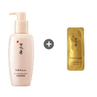 Sulwhasoo Gentle Cleansing Foam 6.8oz(200ml) + Sample 1(Sulwhasoo First Care Activating Serum) ...