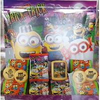 USJ 限定 商品 【 MINIONS TRICK or TRICK プリント クッキー 】 ミニオン グッズ