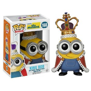 FUNKO POP! ミニオンズ キングボブ/FUNKO POP! Minions King Bob Vinyl Figure【並行輸入】
