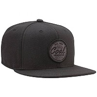 Coal The Classic Snapback Hat Cap Black キャップ 並行輸入品