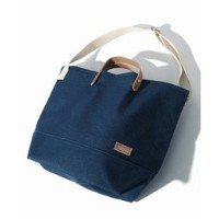 buddy×SKU Collar Leather Tote Wide【Wash Blue Series】【ジャーナルスタンダード/JOURNAL STANDARD レディス, メンズ トートバッグ...