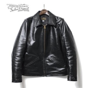 ORGUEIL オルゲイユ ホースハイド|ライダース|スポーツジャケット『Horse Leather Single Riders Jacket』【アメカジ・ワーク】OR-4081(Leather...