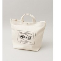 UR TRAVEL COUTURE by LOWERCASE キャンバストートバッグS【アーバンリサーチ/URBAN RESEARCH メンズ, レディス トートバッグ OFF WHITE ルミネ...