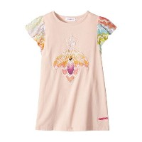 Embroidered Patch パッチ Dress ドレス ワンピース (Toddler/Little Kids)