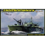 1/48 U.S Navy エルコ80' PTボート 後期型
