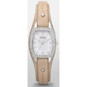 FOSSIL フォッシル レディース腕時計 Marjorie Three Hand Leather Watch - Sand JR1333