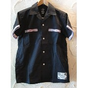 SOFTMACHINE(ソフトマシーン)/STOMP SHIRTS BLACK