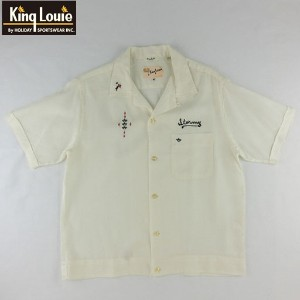"No.KL36220 King Louie by Holiday キングルイ""Triple Crown""LATE 50's STYLE"