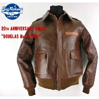 "No.BR80326 BUZZ RICKSON'S バズリクソンズA-2 NO.23380 ROUGH WEAR CLOTHING INC.""DOUGLAS MacARTHUR""MODEL20th..."