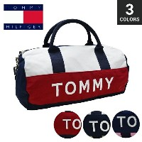 TOMMY HILFIGER DUFFLE BAG ミニボストンバッグ トミーヒルフィガー 鞄 カバン 【05P03Sep16】【RCP】