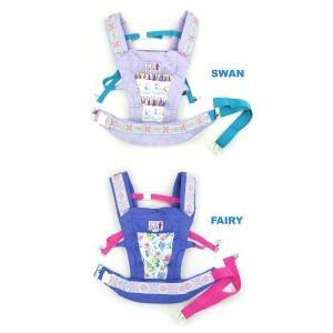 【fafa/フェフェ】Buddy Buddy COLLECTION×fafa BabyCarrier