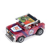 AW Ford Baja Bronco (Red) Rat Fink R10 HOスロットカー