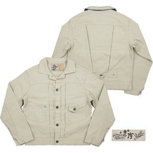 MFSC(Mister Freedom×Sugar Cane) ミスターフリーダム×シュガーケーン Made in U.S.A. PIQUE JACKET SPORTSMAN, RANCH...