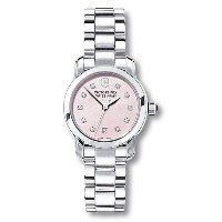 Victorinox Swiss Army ビクトリノックス スイスアーミー レディース腕時計 Women's SWISSA-241155 Pink Mother-Of-Pearl Stainless Steel...