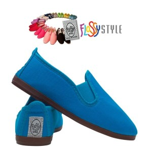 【 FLOSSY 】☆ FLOSSY STYLE ☆ ELECTRIC BLUE ヨーロッパで今大ブレイク FLOSSY SHOES ! カラー バリエーション豊富 ( 種類: スニーカー...