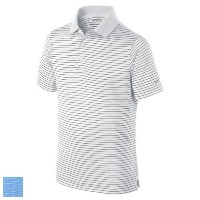 Nike 2014 Boys Victory Stripe Polo Shirts【ゴルフ 特価セール】