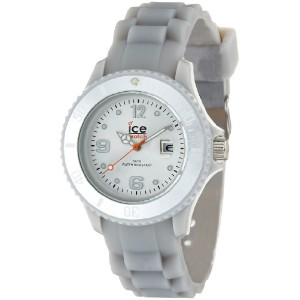 Ice-Watch アイスウォッチ レディース腕時計 Women's SISRSS09 Sili Collection Silver Dial Watch