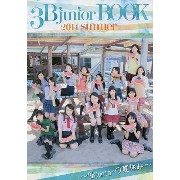 送料無料/3B junior BOOK 2014summer