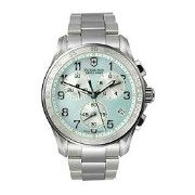 Victorinox ビクトリノックス スイスアーミー レディース腕時計 Swiss Army Chrono Classic Mother-of-Pearl Women's watch #249053