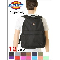 Dickies I-27087 STUDENT BACK PACK DAY PACK ディッキーズリュック バックパック リュックサック デイパック 鞄【DICKIES STUDENT...