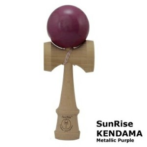 けん玉 SunRise KENDAMA(Metallic Purple)サンライズ