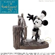 WDCC ミッキー 蒸気船ウィリー Mickey's Debut Steamboat Willie □