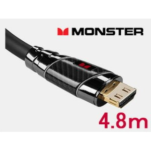 MONSTER CABLE/モンスターケーブル MC BPL UHD-16FT 4.8m Ultra HD(4K/60p)/3D/ARC対応HDMIケーブル