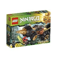 レゴ ニンジャゴー LEGO Ninjago Cole Earth Driller 70502