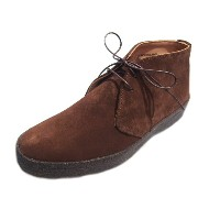 SANDERS(サンダース)/#6480 SUEDE HIGH TOP CHUKKA (PLAYBOY CHUKKA)/snuff suede