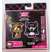 モンスターハイ 人形 ドール フィギュア ペット Monster High Monster Cross Series 1 Action Figure Watzit Count Fabulous