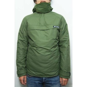 """Buffalo Systems"" (バッファローシステムズ)MOUNTAIN SHIRT with HOOD(COLOR : NATO GREEN)【05P03Sep16】【RCP】"
