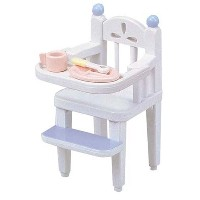 シルバニアファミリー 人形 ベビー チェア 201 Sylvanian Families Baby & Child Room Sylvania baby chair over -201