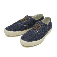 【SPERRY TOP-SIDER】 スペリー トップサイダー CVO WOOL STS10517 14FW BLUE