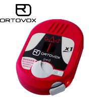 ORTOVOX オルトボックス ビーコン X1:RED【送料無料】