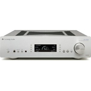 Cambridge-Audio - Azur851A Class XD/シルバー