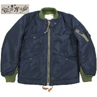 "【SALE】20%OFF★MFSC(SEA HUNT)Mister Freedom×Sugar Cane/ミスターフリーダム×シュガーケーン HELO JACKET ""NAVY"" ミスターフリーダム..."