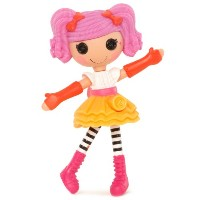ララループシー ソフトドール 人形 Lalaloopsy Mini Silly Singers Peanut Big Top Doll