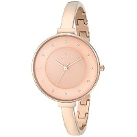 スカーゲン 腕時計 レディース 時計 Skagen Women's SKW2230 Gitte Quartz 3 Hand Stainless Steel Rose Gold Watch