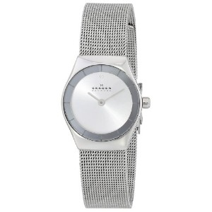 "スカーゲン 腕時計 レディース 時計 Skagen Women's SKW2044 ""Grenen"" Stainless Steel Watch"