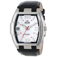 オリエント 時計 メンズ 腕時計 Orient Men's CERAL007W0 Equalizer Date Magnifier Watch