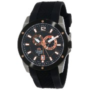 オリエント 時計 メンズ 腕時計 Orient Men's FET0H002B The Elite Multi Eyes Watch