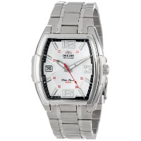 オリエント 時計 メンズ 腕時計 Orient Men's CERAL006W0 Equalizer Date Magnifier Watch